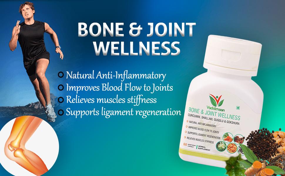 Bone & Joint Wellness – joint supplements