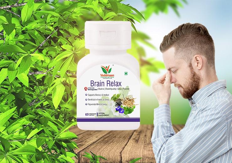 Buy Brain Relax Capsule