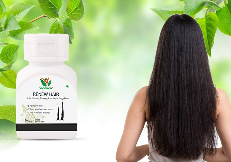 Buy Renew Hair Capsule
