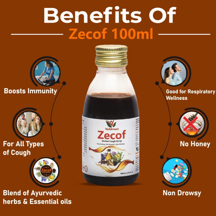 Benefits Of Zecof Cough Syrup
