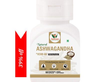 Vaddmaan Home Page Ashwagandha KSM-66